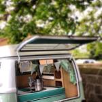 vw wedding campervan hire