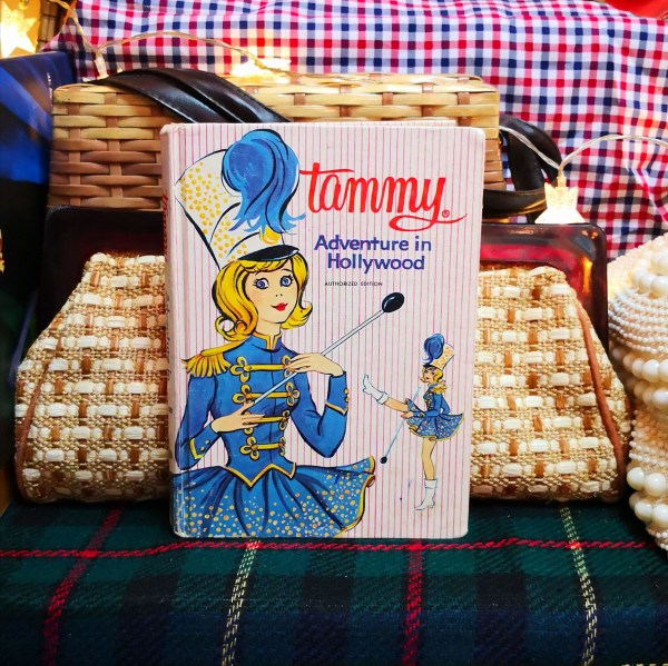 Tammy Adventure in Hollywood published by Whitman Publishing Company