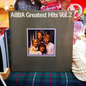 ABBA Greatest Hits 黑膠唱片