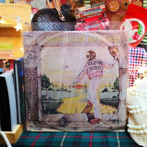 Elton John Goodbye Yellow Brick Road 黑膠唱片
