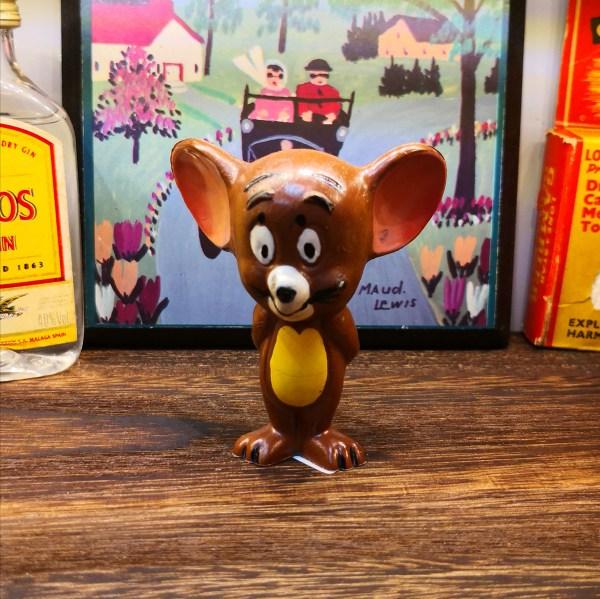 MGM Tom & Jerry 卡通 Jerry老鼠公仔 (I)