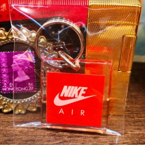Nike Keyring