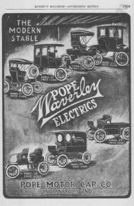 1904 Waverly Electric Advertisement