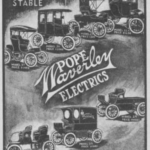 1904 Waverly Electric Advertisement
