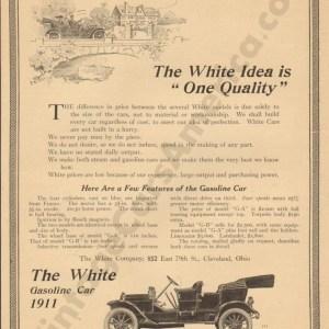 12/1/1910 White Advertisement