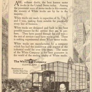 1912 White Advertisement #2