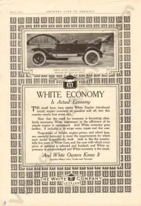1913 White Advertisement #2