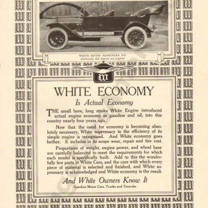 1913 White Advertisement #2