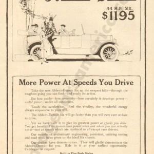 1916 Abbott-Detroit