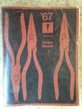1967 Pontiac Shop Manual