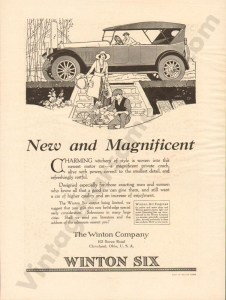 1919 Winton Advertisement #2