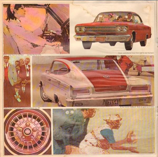 1966 American Motors Brochure