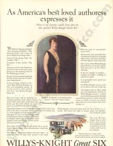1926 Overland Advertisement #4
