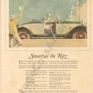 1927 Whippet Advertisement