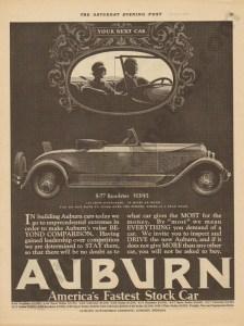 1927 Auburn Advertisement #18