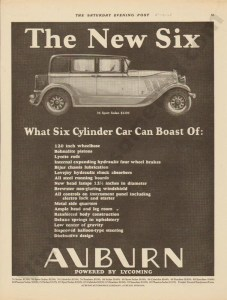 1928 Auburn Advertisement #18