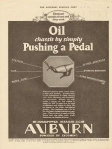 1928 Auburn Advertisement #1