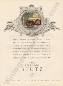 1928 Stutz Advertisement #5