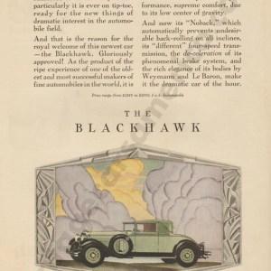 4/27/1929 Stutz Advertisement