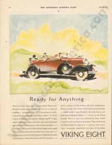 7/26/1930 Viking Advertisement