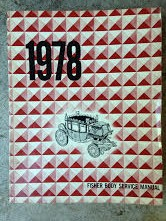 1978 Fisher Body Shop Manual