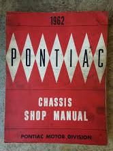 1962 Pontiac Chassis Shop Manual