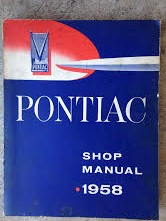 1958 Pontiac Shop Manual