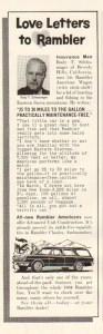1965 Rambler Advertisement #10