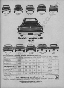 1967 American Motors Advertisement #1