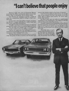1970 American Motors Advertisement #1