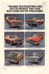 1972 American Motors Advertisement #2