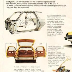 1976 American Motors Advertisement #4