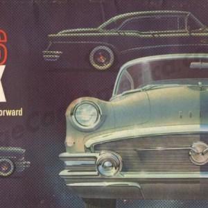 1956 Buick Brochure