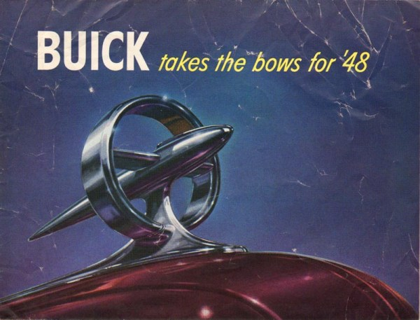 1948 Buick Foldout