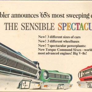 1965 Rambler Brochure
