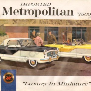 1959 Metropolitan Brochure