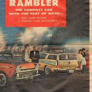 1959 Rambler Brochure