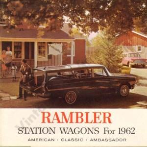 1962 Rambler Wagon Foldout