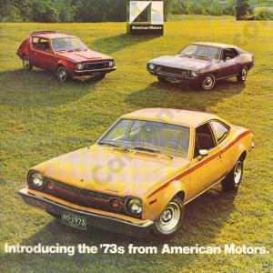 1973 American Motors Brochure