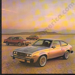 1979 American Motors Brochure