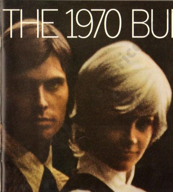 1970 Buick Brochure