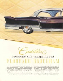 1957 Cadillac El Dorado