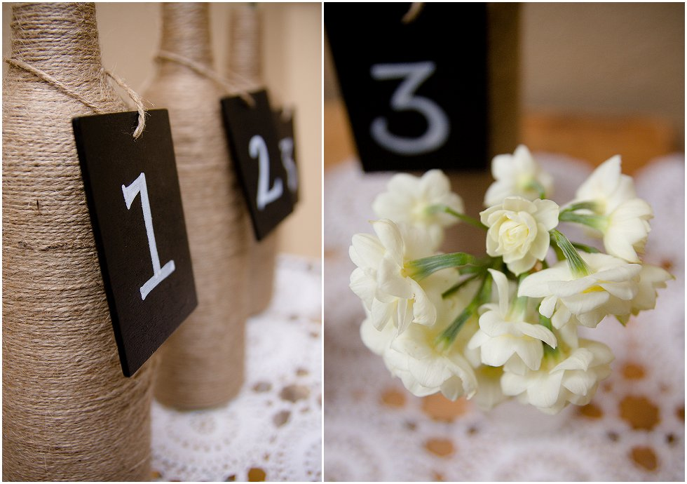 Table Number Ideas Vintage Chic Wedding Fair