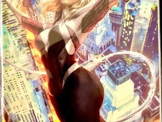 Spider-Gwen : Ghost Spider (2018)