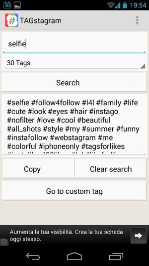 Las mejores etiquetas para tus fotos de Instagram.