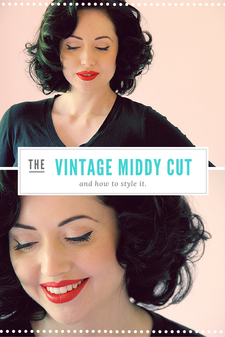 vintage pin curls diagram 1972 toyota fj40 wiring the perfect hair cut middy how to style it