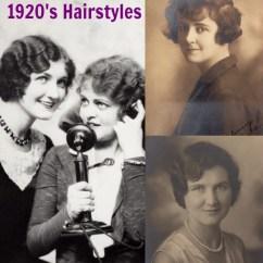 Vintage Pin Curls Diagram 2002 Yamaha Virago 250 Wiring 1920s Hairstyles History Long Hair To Bobbed