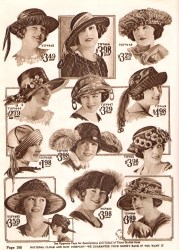 teenage girls fashion in 1920s