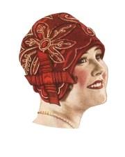 1920s hat styles women- history