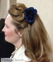 1930s and 1940s hairstyles